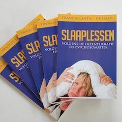 boek slaapproblemen zelfhulp