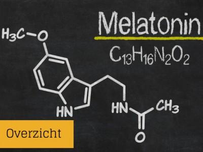 melatonine slaapproblemen bijwerkingen