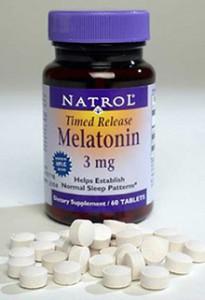 bijwerkingen melatonine slapen