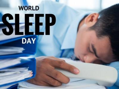 dag van de slaap slaapoefentherapie
