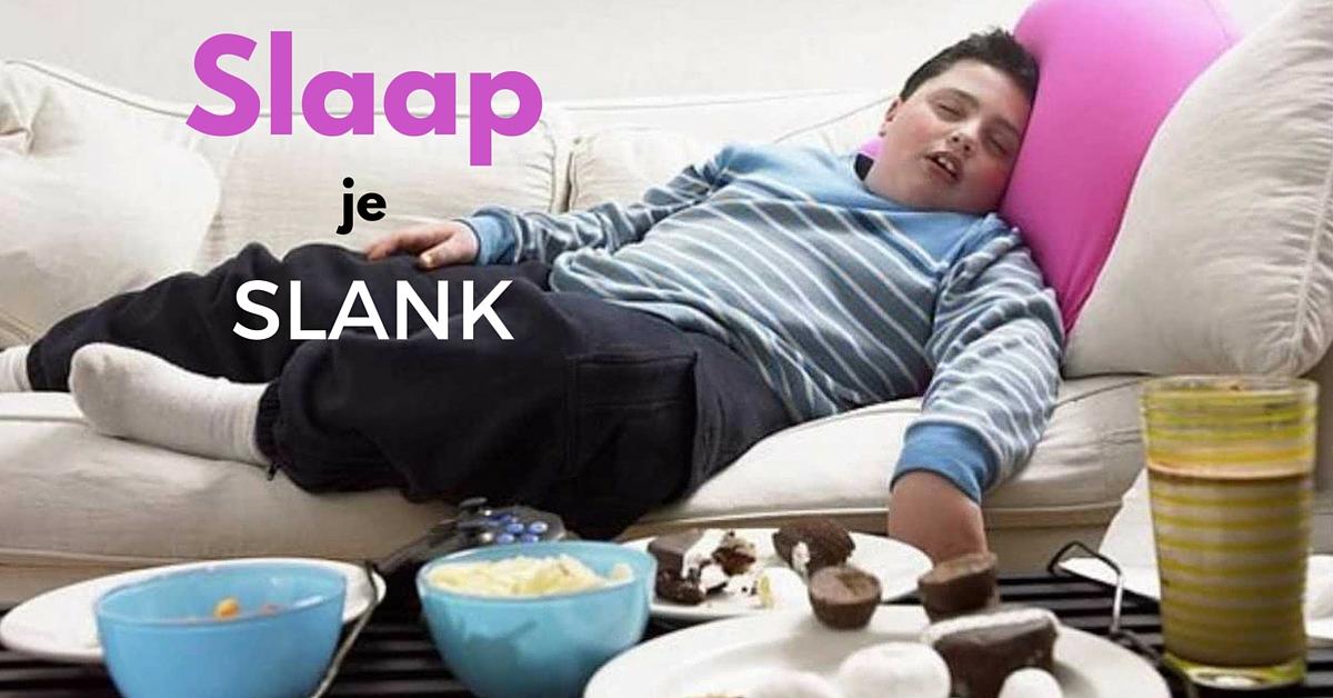 slapen overgewicht obese slaapproblemen