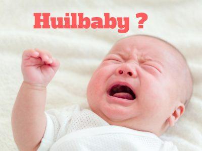 baby wil niet slapen huilbaby