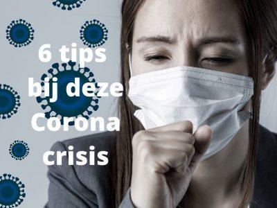 slaap tips corona gezondheid
